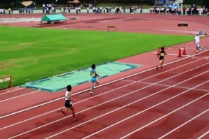 男子3000m決勝