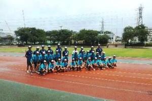 東京都代表選手団