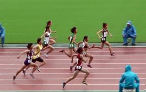 ジュニアオリンピック100mYH