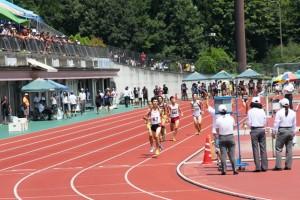 男子800m決勝